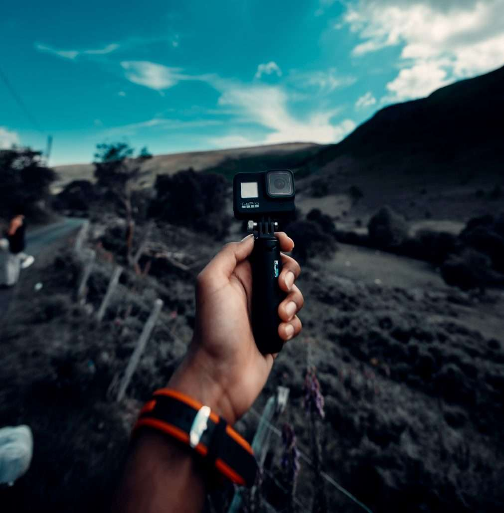 gopro camara video foto