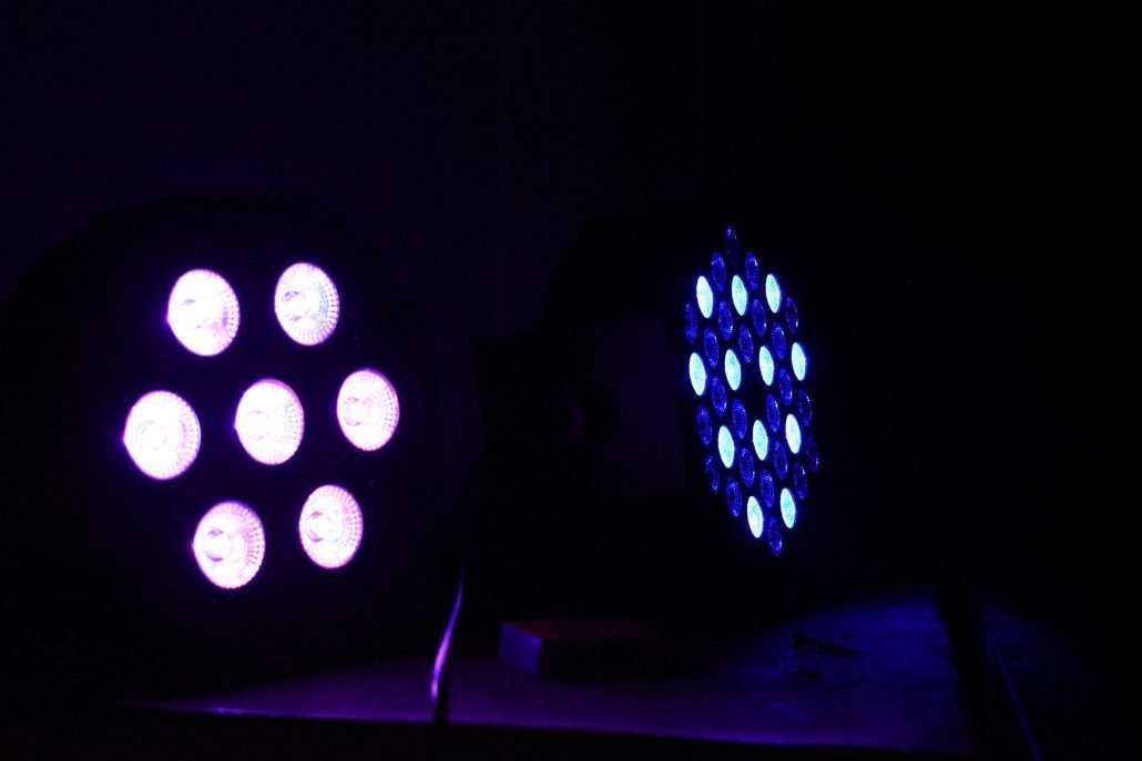 Foco led iluminacion