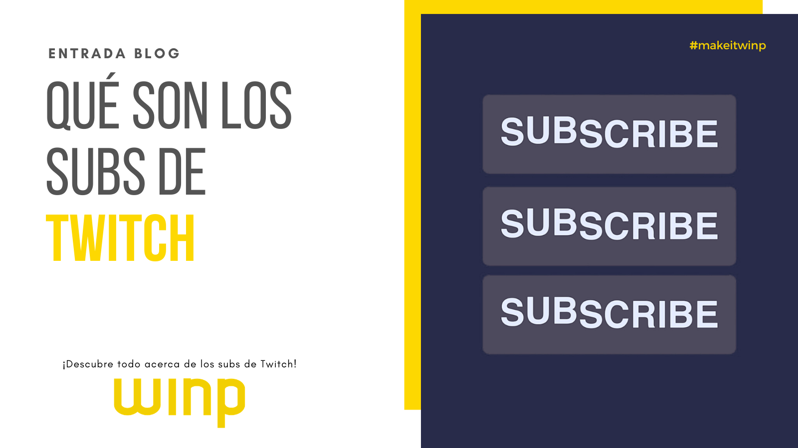 subs twitch