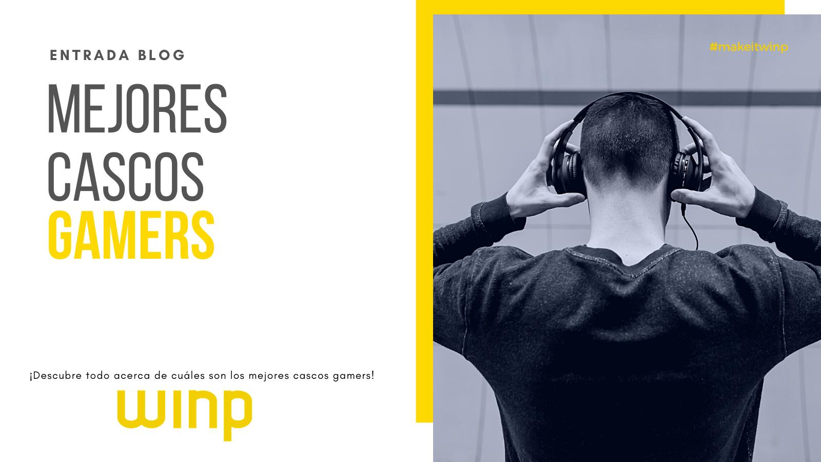 cascos gamers headphones